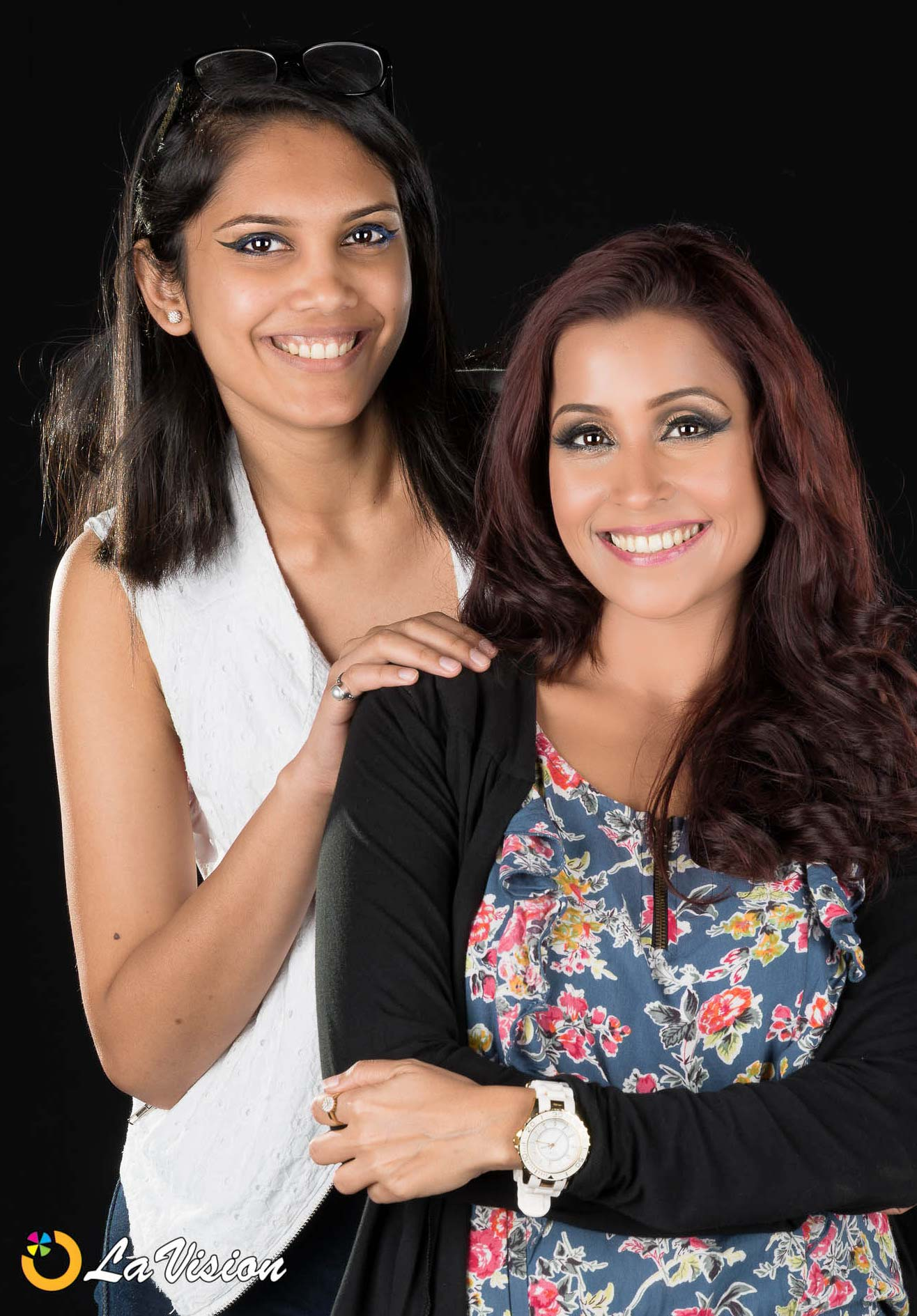 Svetlanna Meshra and Anchaya Sinha